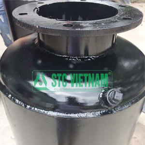 Silencer for generator 750 Kva