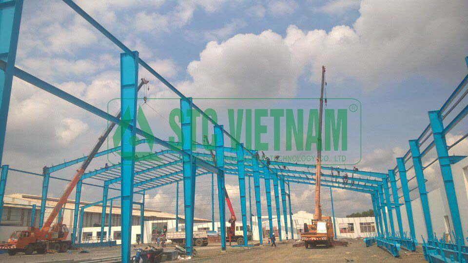 Prefabricated house, cheap factory