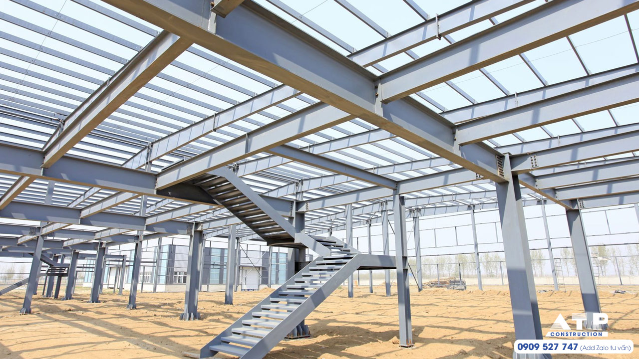 Pre-engineered steel buildings, prefabricated steel buildings