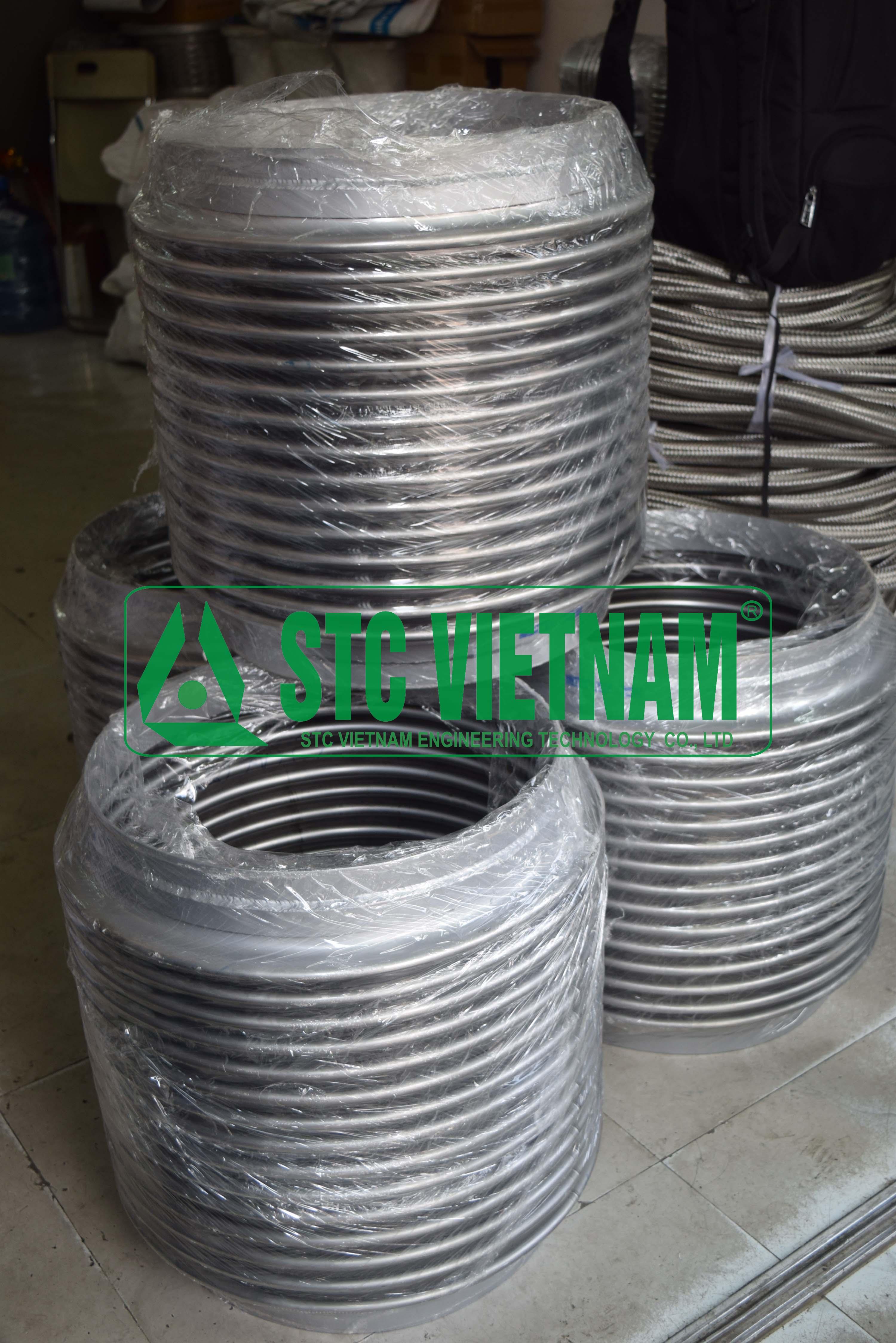 Giảm chấn ống pô máy phát điện D400