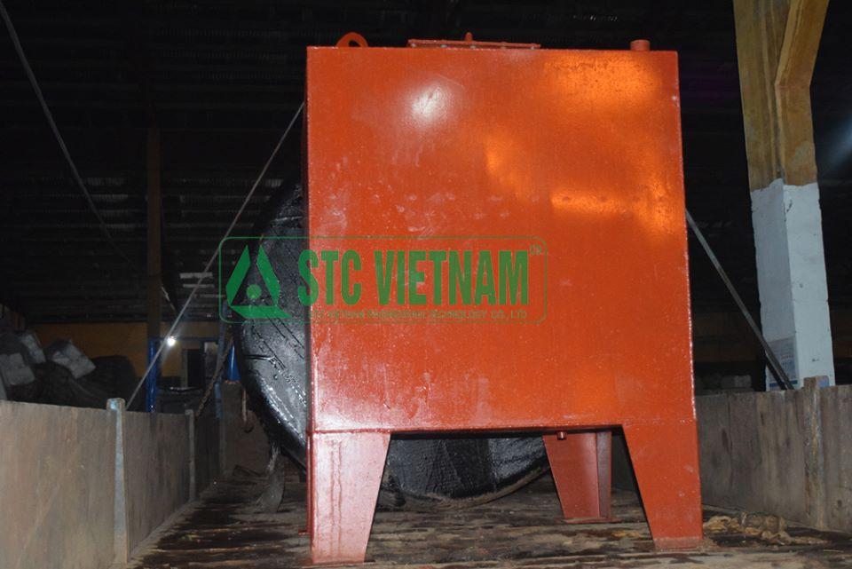 Bồn Dầu Máy Phát Điện 2000 lít