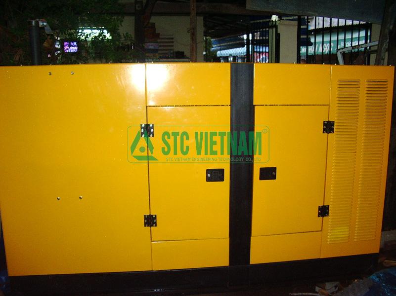 Silent Box Generator 200 Kva
