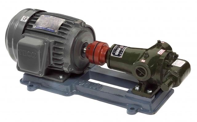 Oil pump, gear pump Seemsan MSL-20