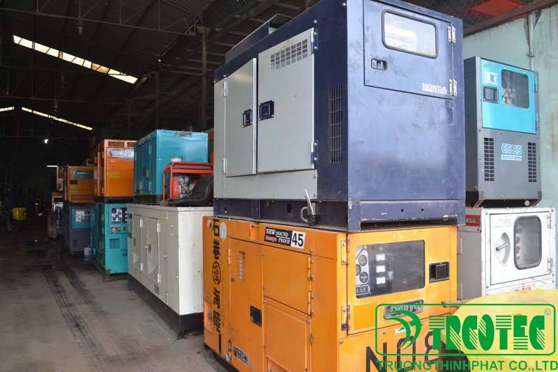 Denyo Generator (Used)