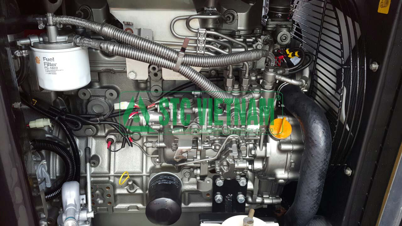 Himoinsa 35 Kva Generator Set (Used)