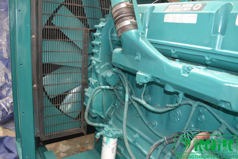 Detroit Diesel Serial 60 (400kva)