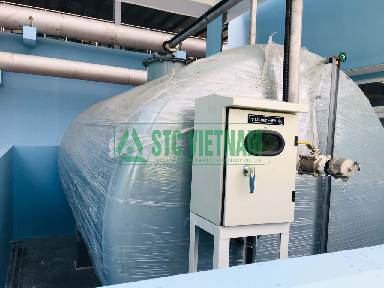 Oil pump control cabinet (01 basins)