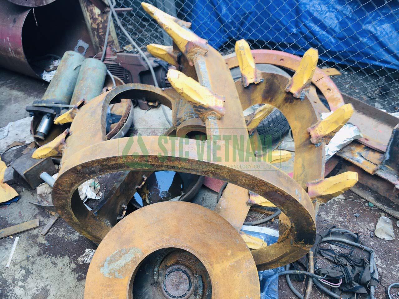 Sand pump 1200 blocks / 1 hour