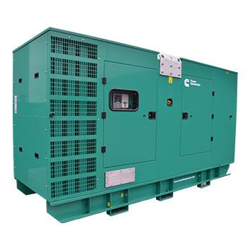 Cummins C275D5B three phase diesel generator 275 kVA