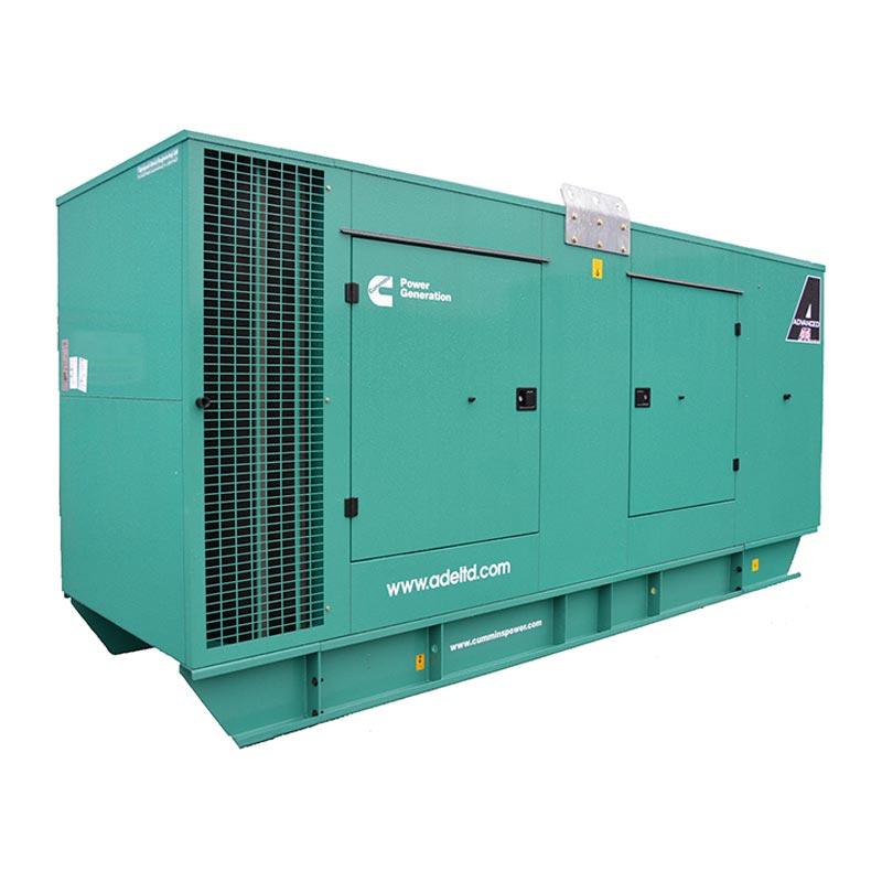 Cummins Power Generator 550 Kva