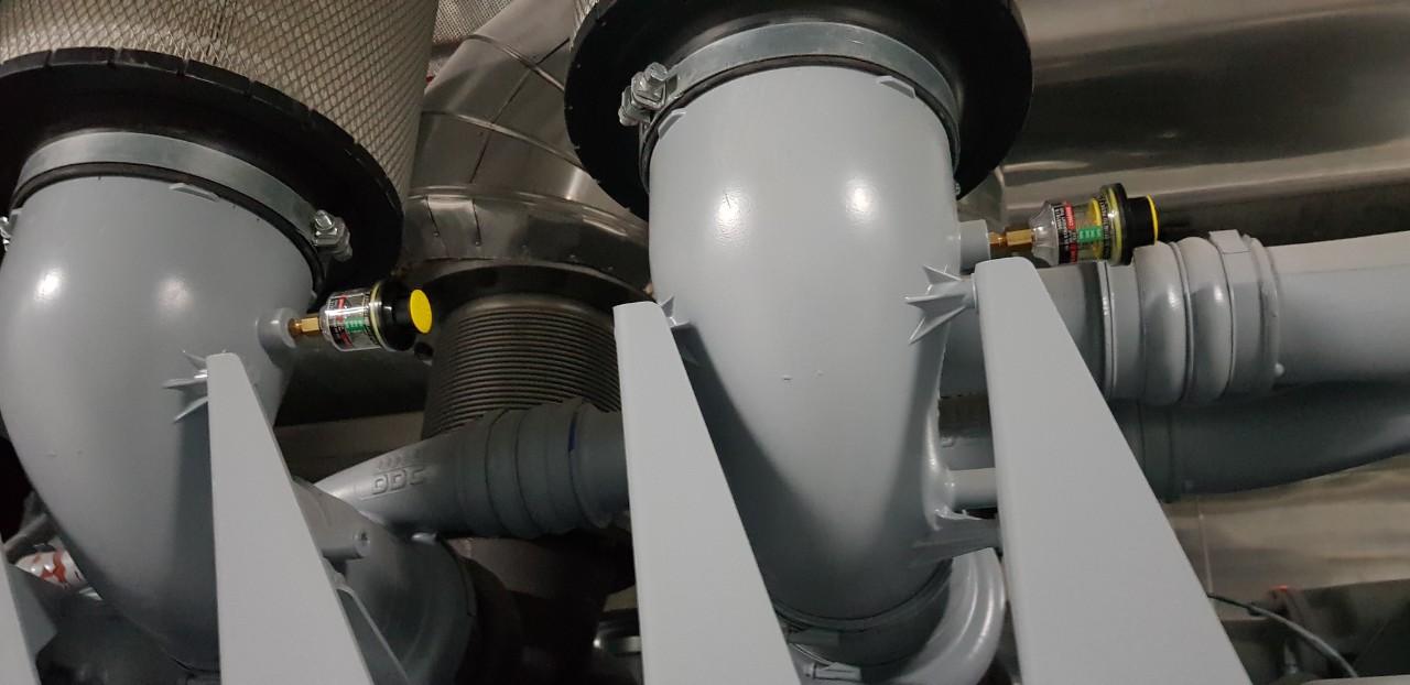 Air Fiter Fleetguard Mindergate