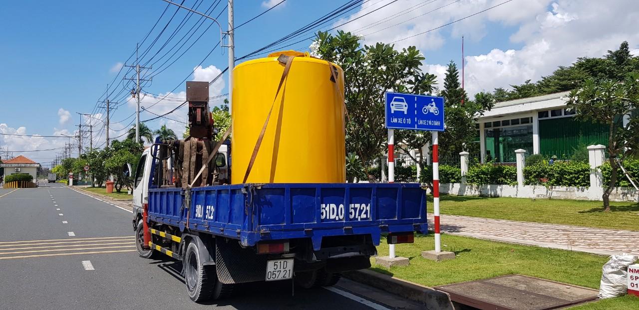 Tank Fuel Generator 2700 lit