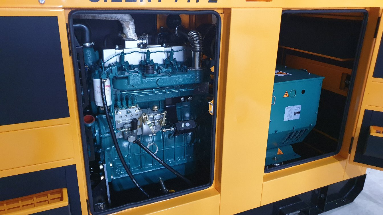 Old generator 50 Kva
