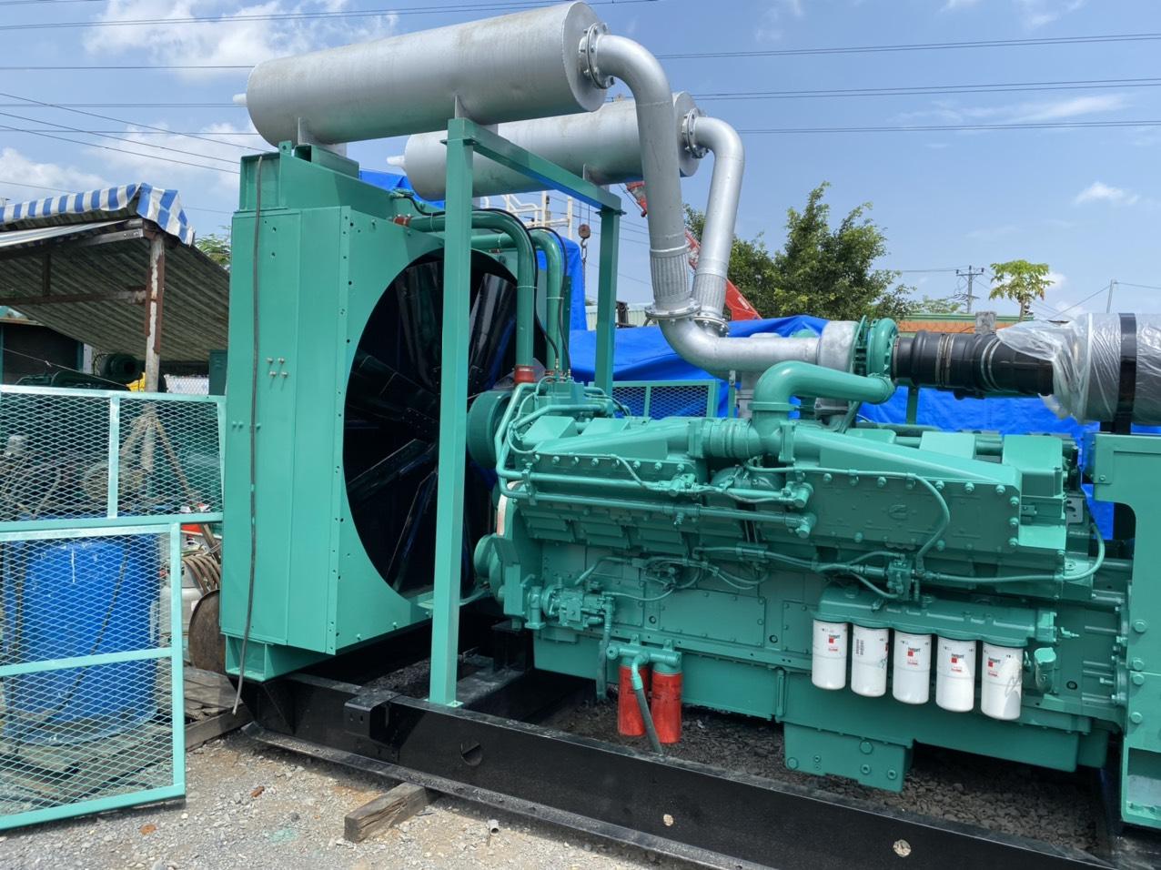 Old generator 1600 Kva