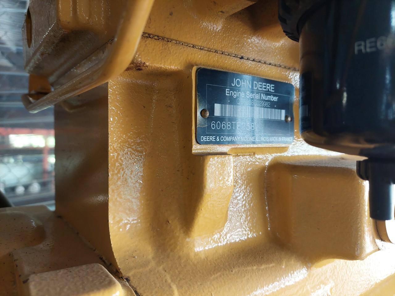 Generator JohnDeere 150 Kva – France – 2019