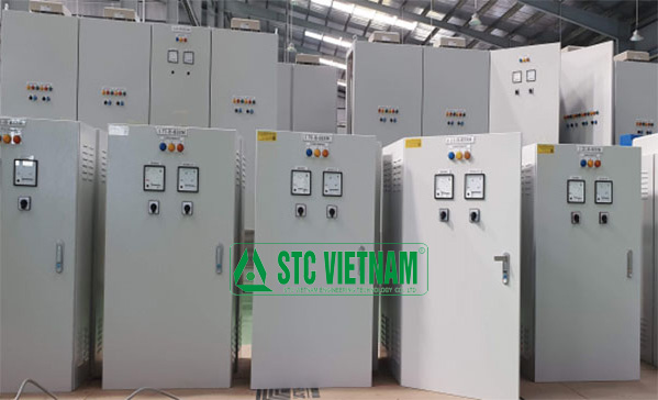 Price list of electrical cabinets, manufacture of electrical cabinets with good prices in Ho Chi Minh City